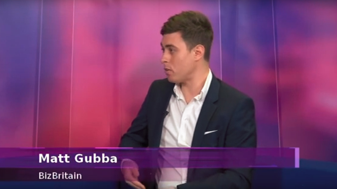 Matt Gubba Interview with That's Oxford TV news